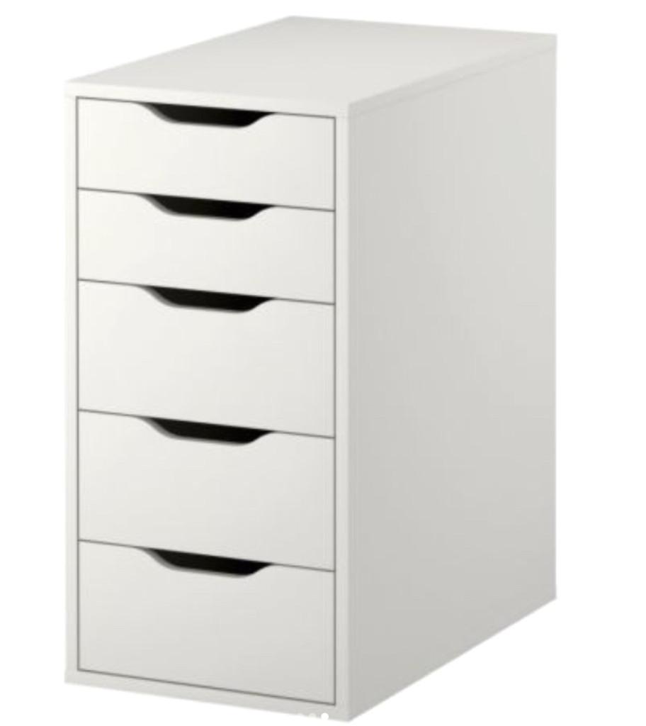ikea alex 5 drawer bundle 5 organizers