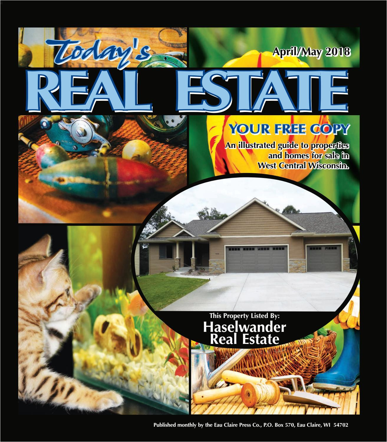 Eau Claire Wi events Next 14 Days today S Real Estate April May 2018 by Leader Telegram issuu