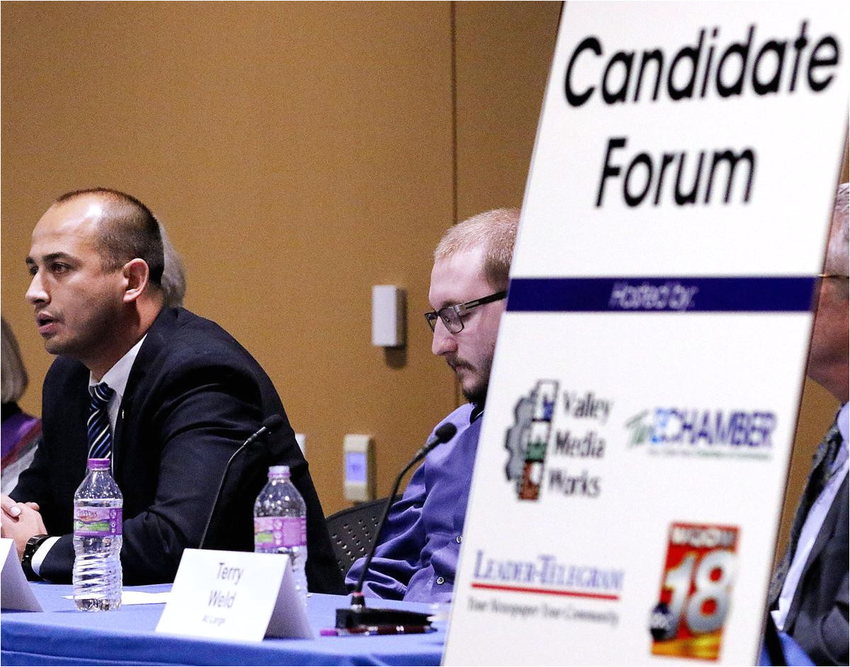 transit tif funding are hot topics at eau claire city council election forum