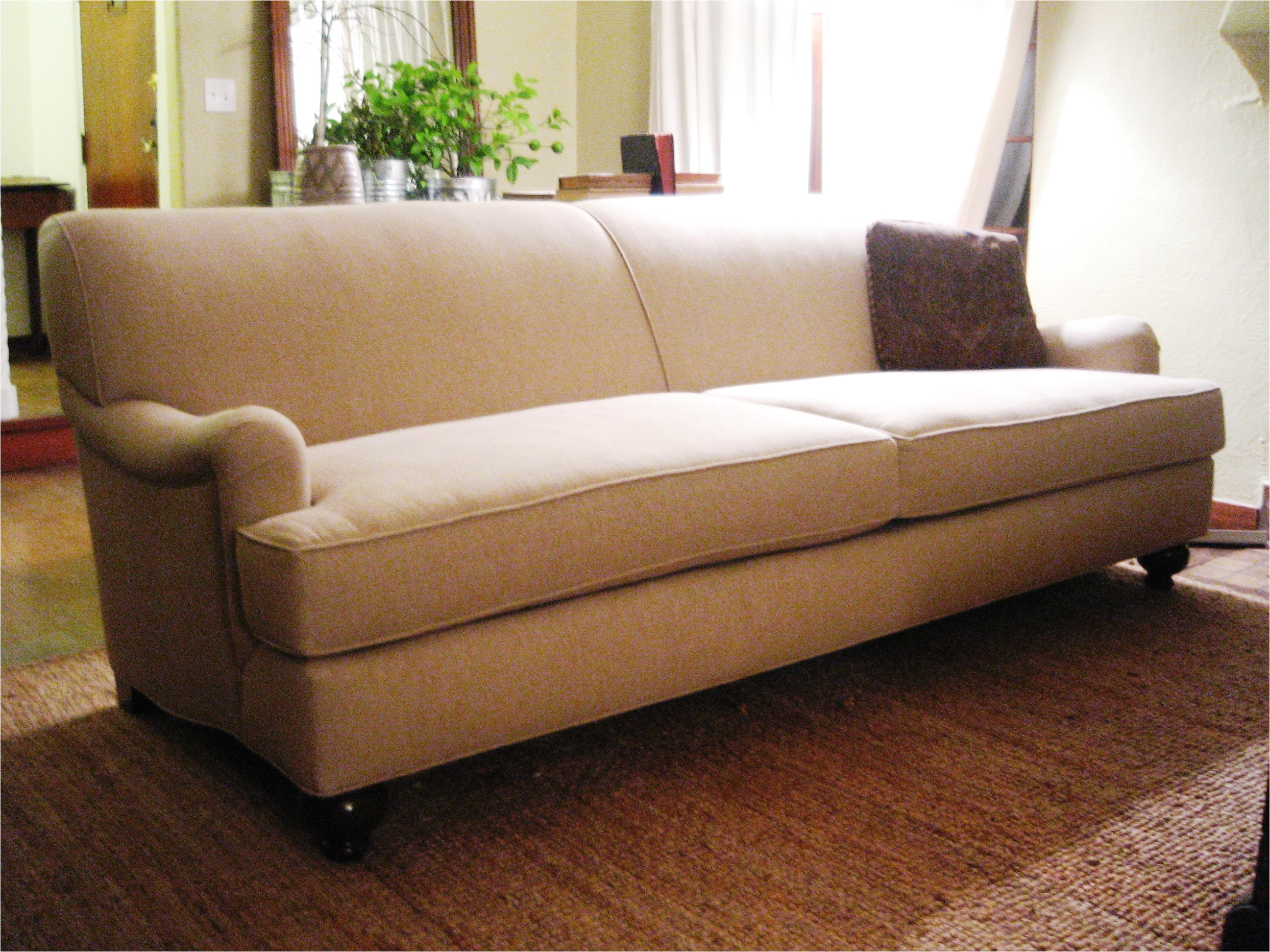 english roll arm sofa tight back new english arm sofa tight back