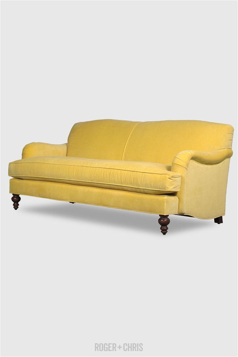 tight back english roll arm sofas armchairs basel in yellow velvet from roger chris home for the love of velvet pinterest basel armchairs and