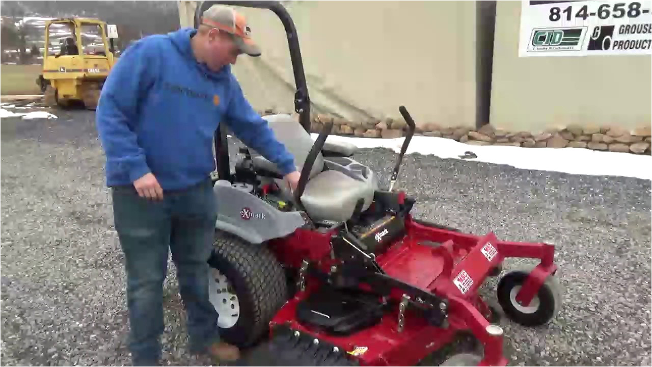 2009 exmark lazer z 60 zero turn lawn mower for sale mark supply co