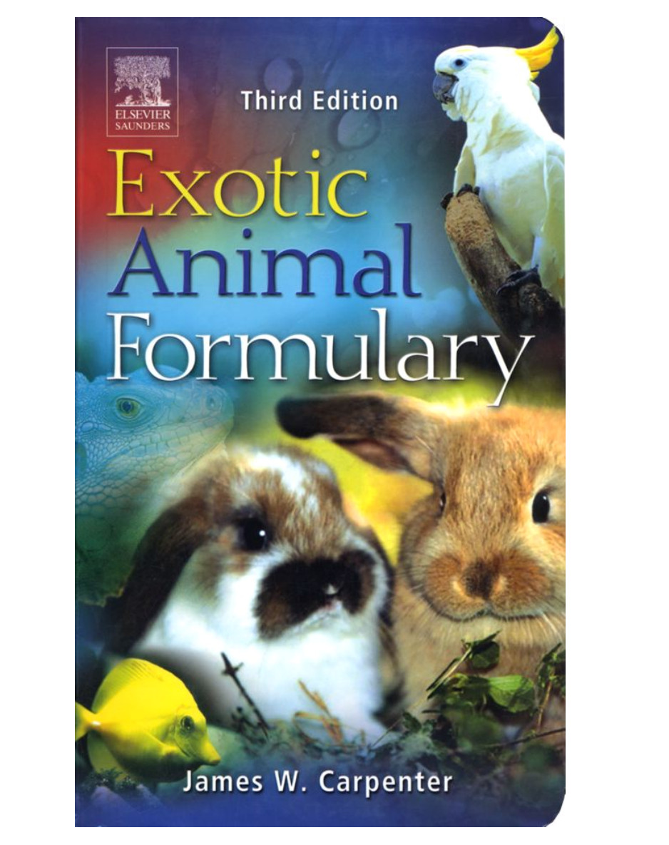 exotic animal formulary 3rd edition