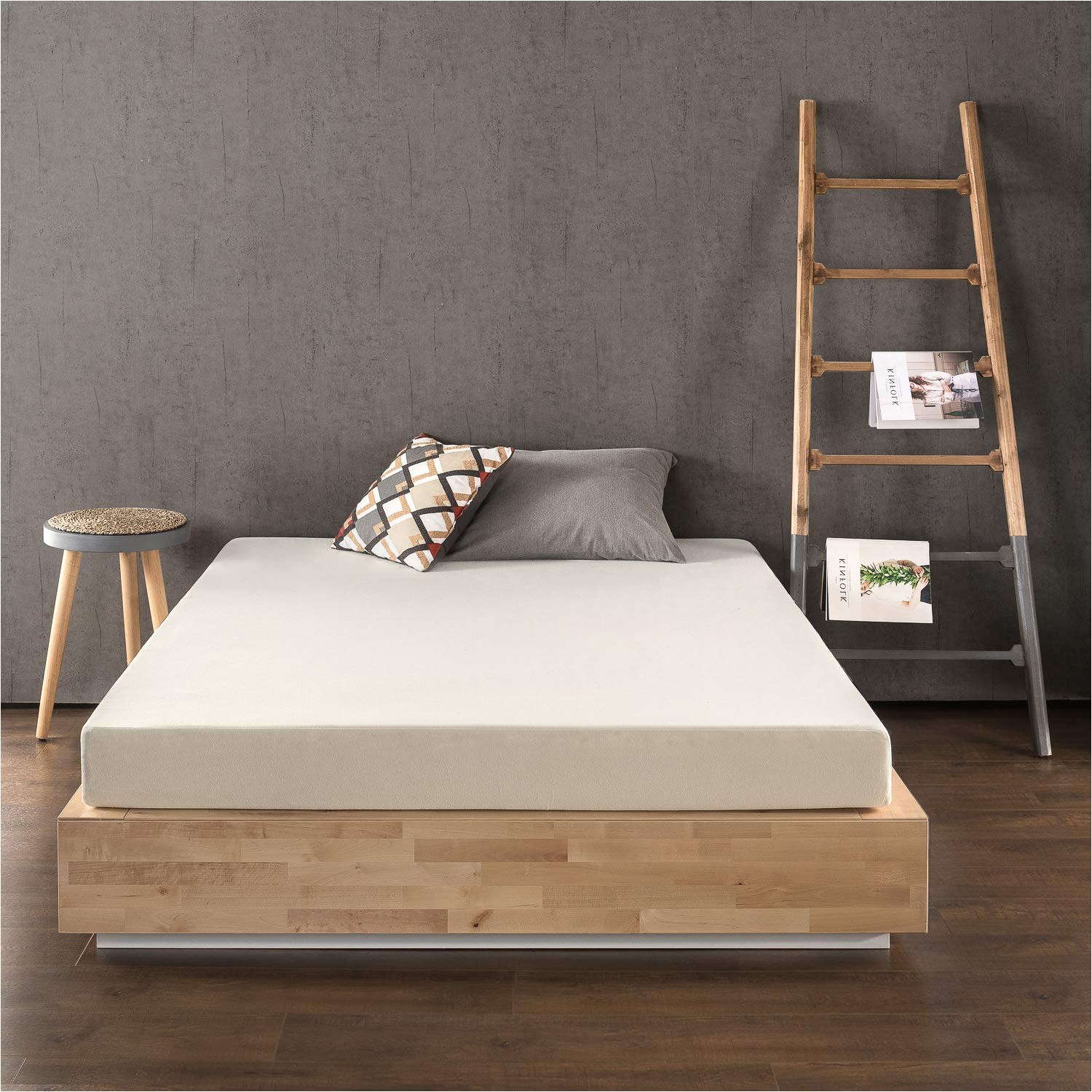 amazon com best price mattress 6 inch memory foam mattress full kitchen dining
