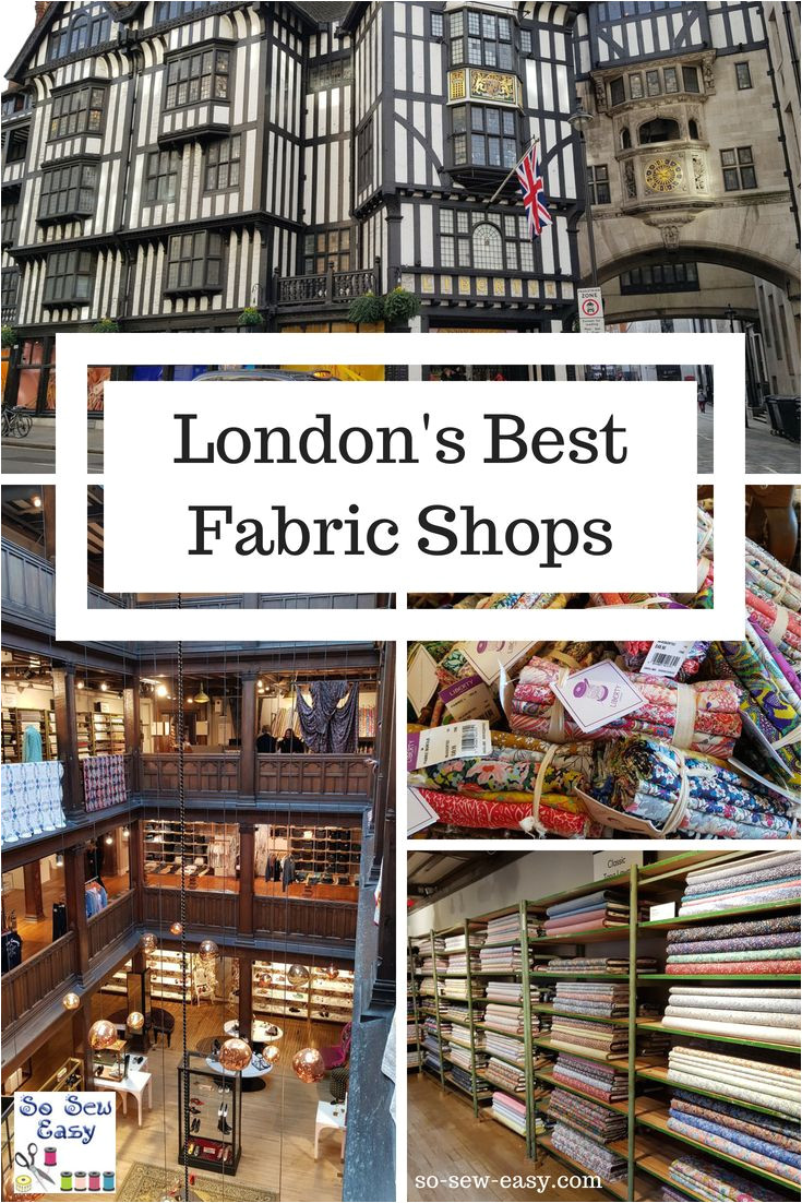 london s best fabric shops fabric hunting in the uk
