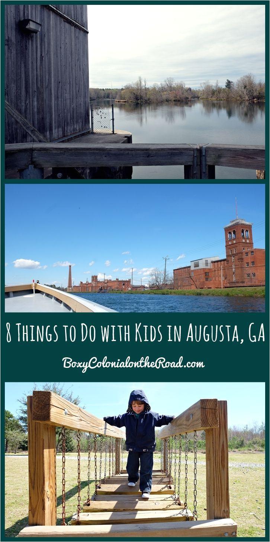 eight things to do with kids in augusta ga georgia pinterest augusta georgia weekend trips and georgia