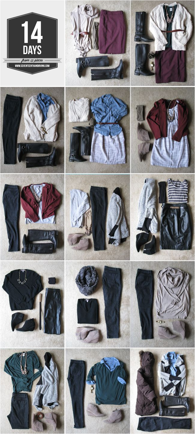 how to pack two weeks in a carry on suitcase