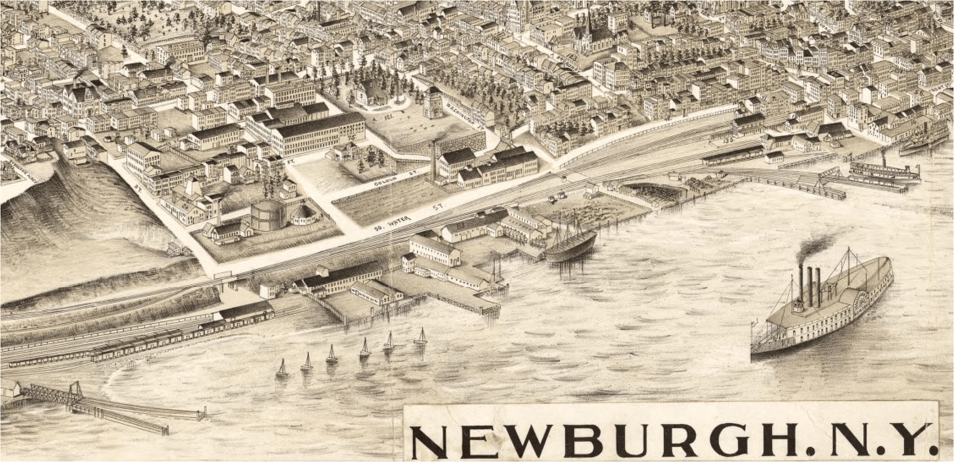 discover newburgh s east end historic districts history architecture and charm