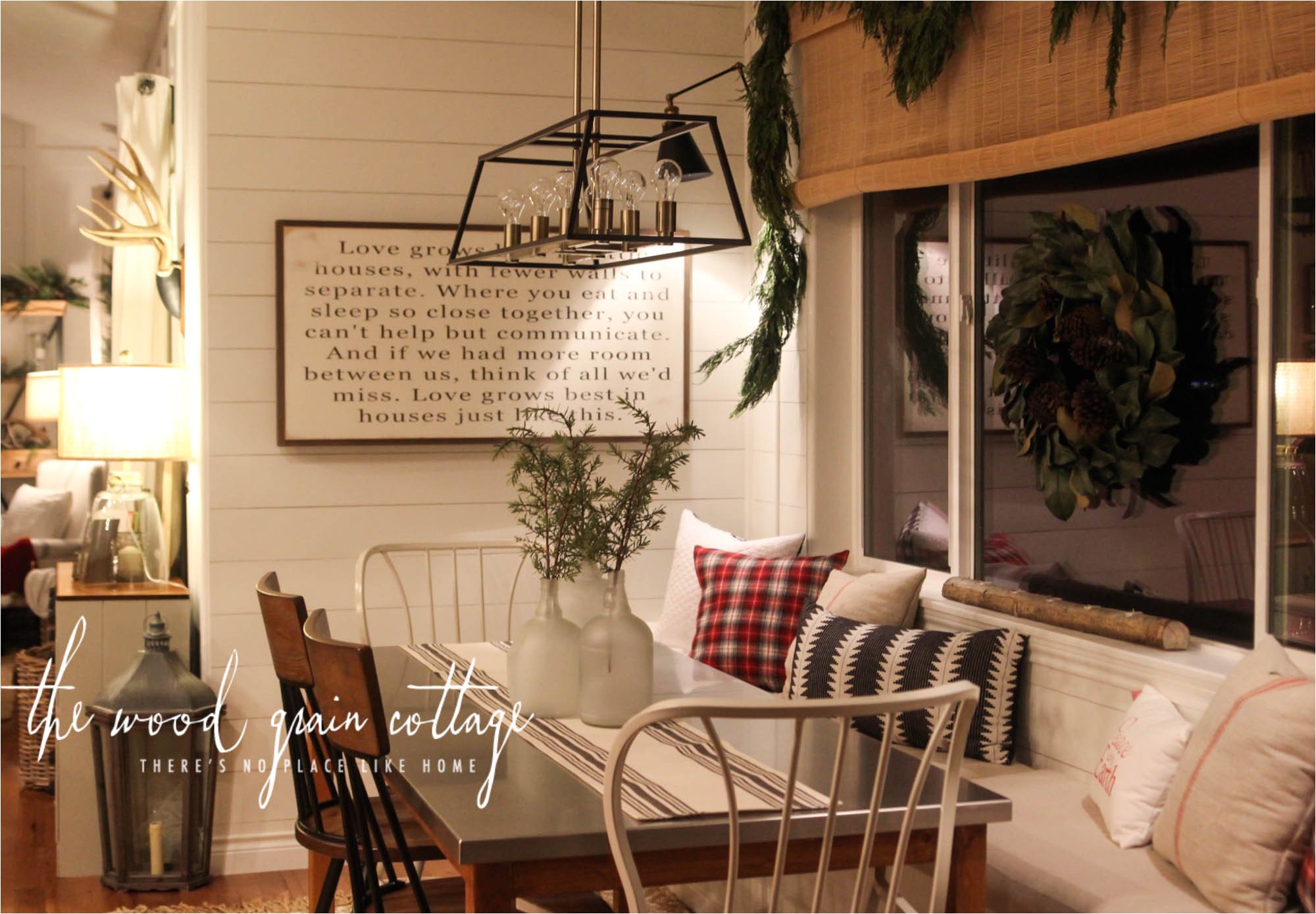 night christmas home tour by the wood grain cottage 2466 jpg