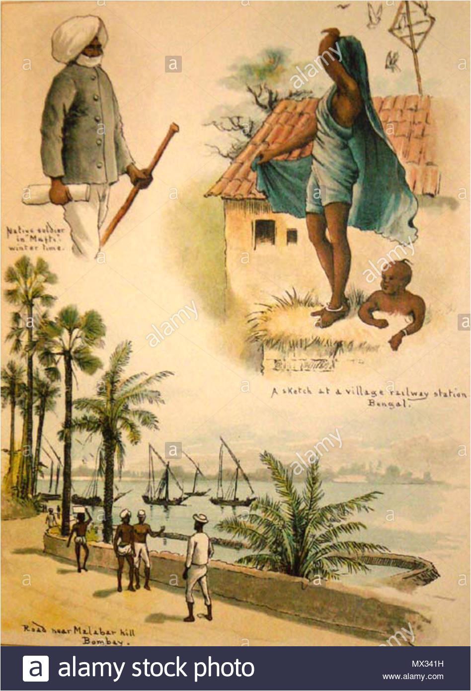 deutsch lloyd s skizzen des indischen lebens london 1890
