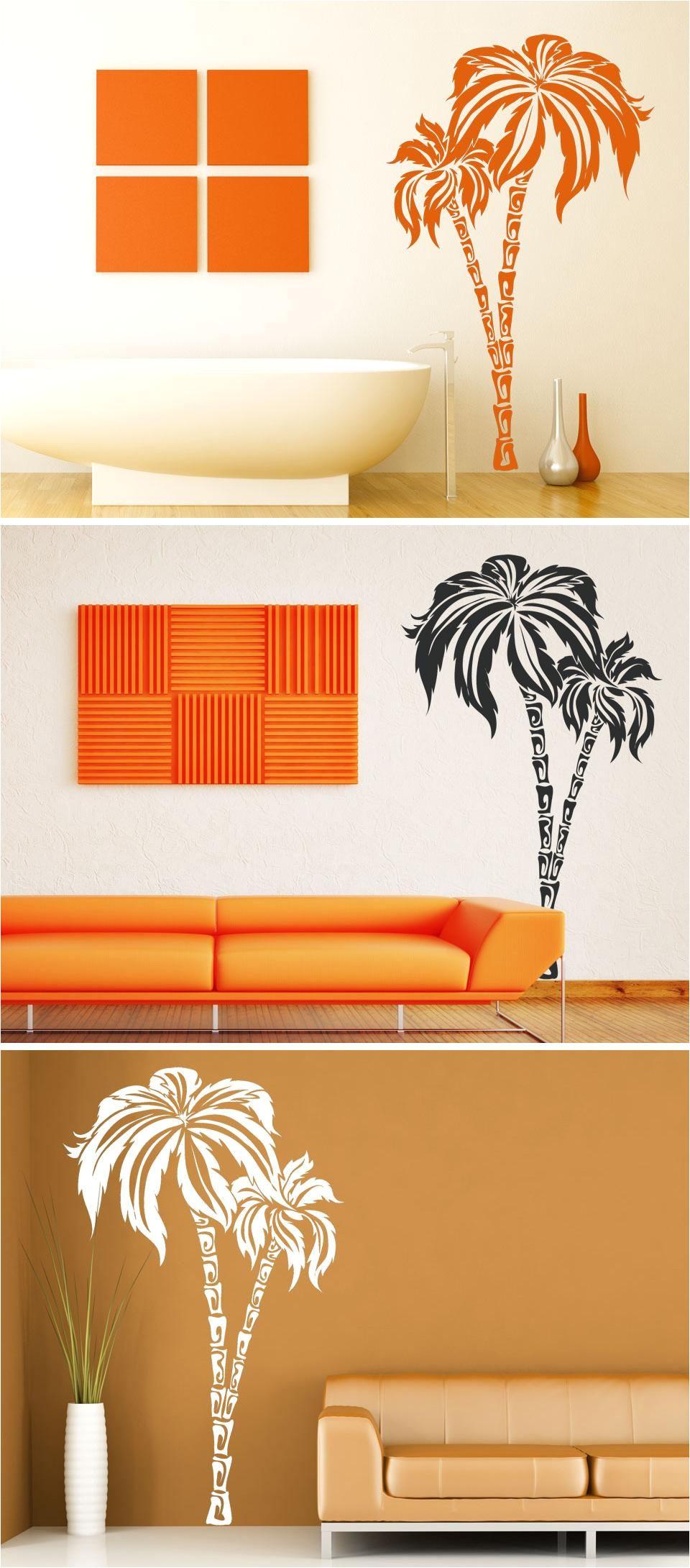 Fake Palm Trees for Sale Ebay Palmen Paradies Wandtattoo Baume Wands