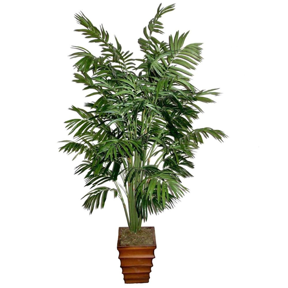 2 5m artificial areca palm trees with 940 leaves
