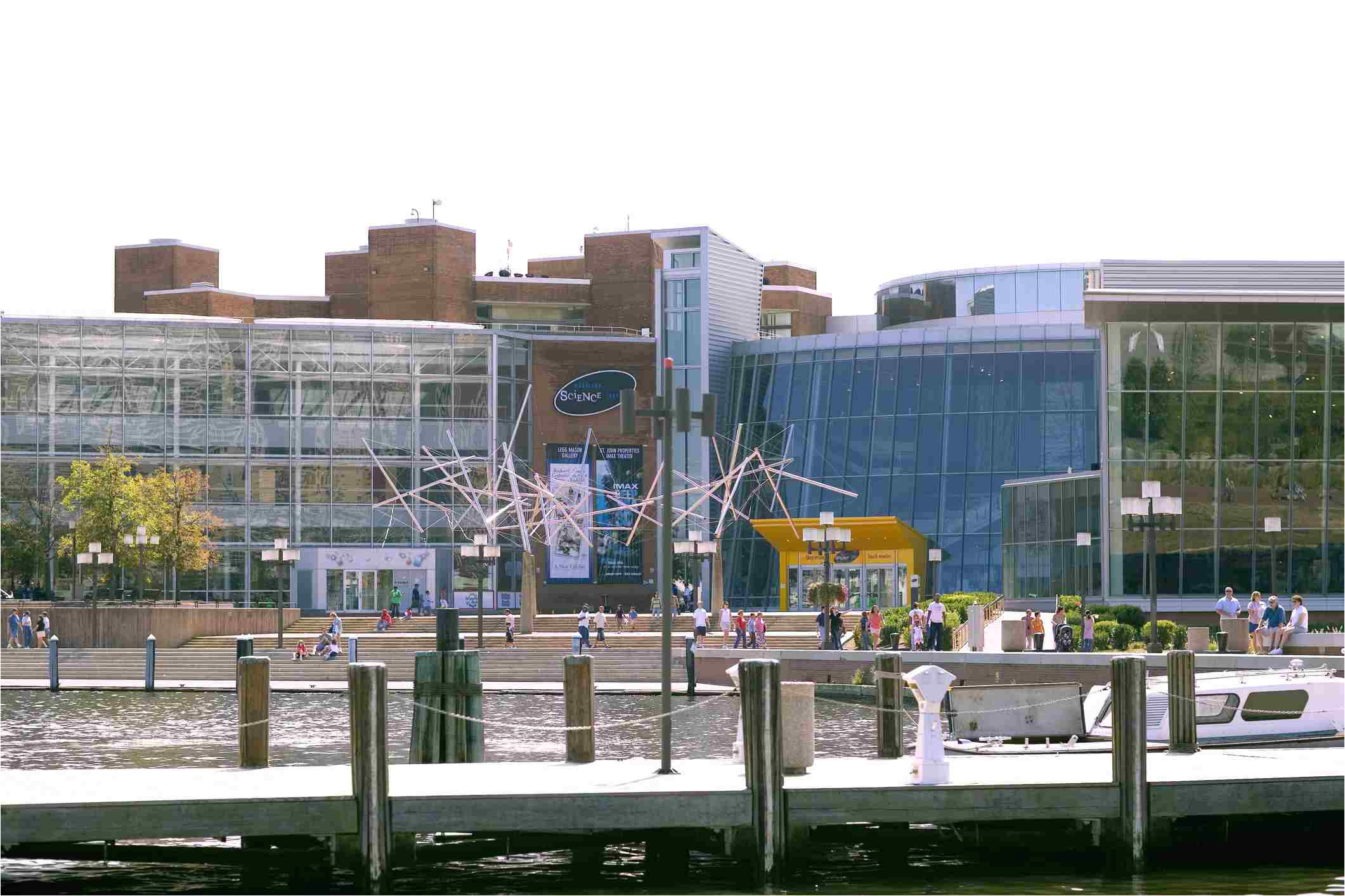 port discovery inner harbor baltimore maryland usa