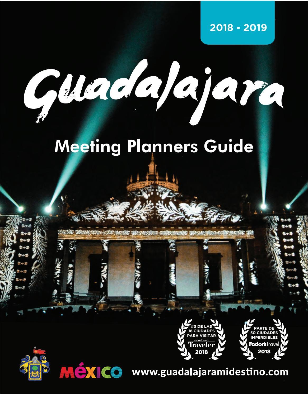 guadalajara meetin planners guide 2018 2019 by capsula brand advertising issuu