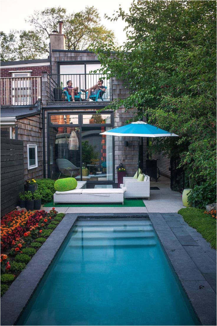 a look at four novel pool designs that are making waves