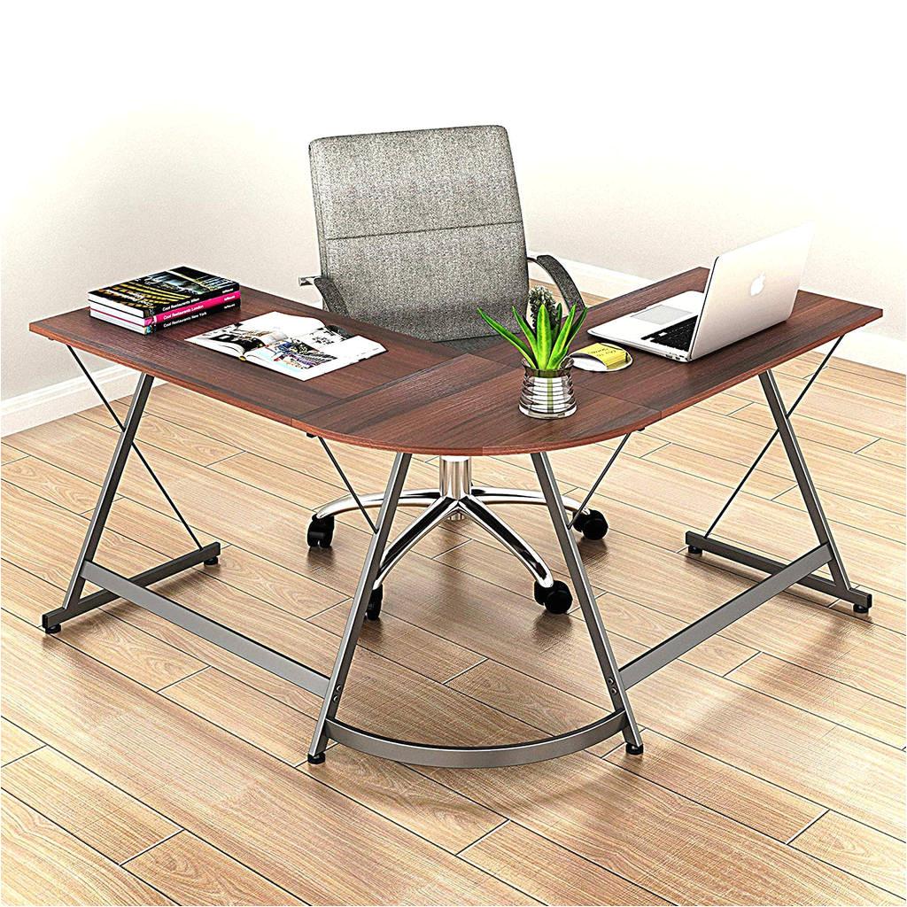 l shaped office desk fresh amazon shw l shaped home fice corner desk wood top walnut