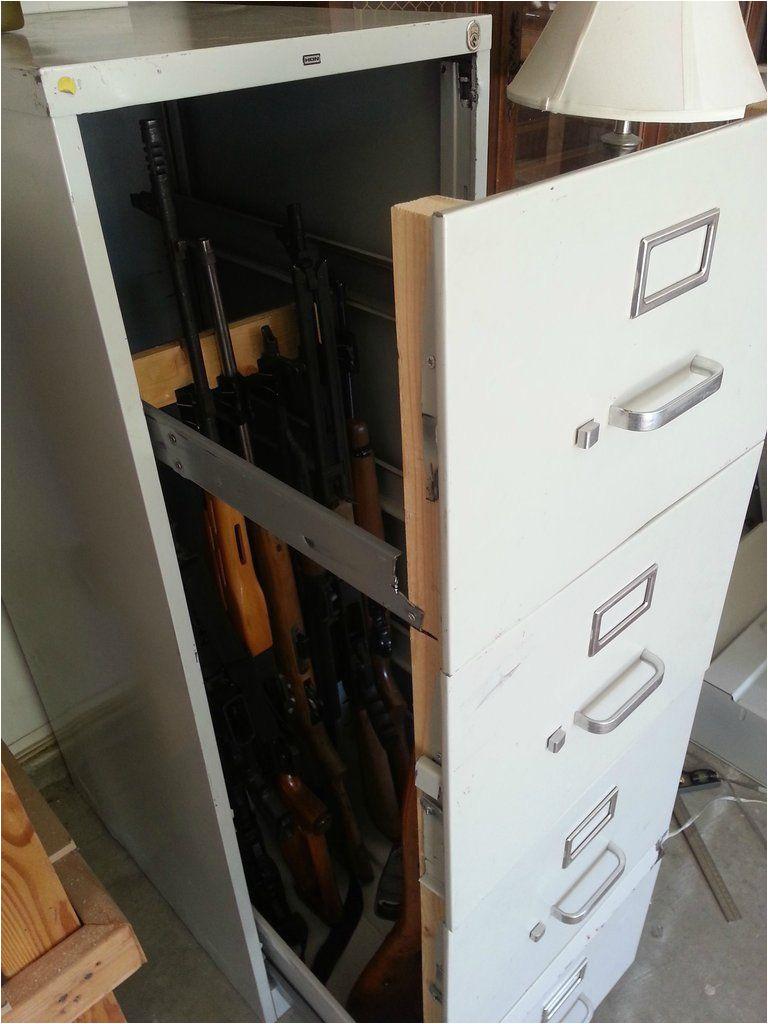 file cabinet gun safe