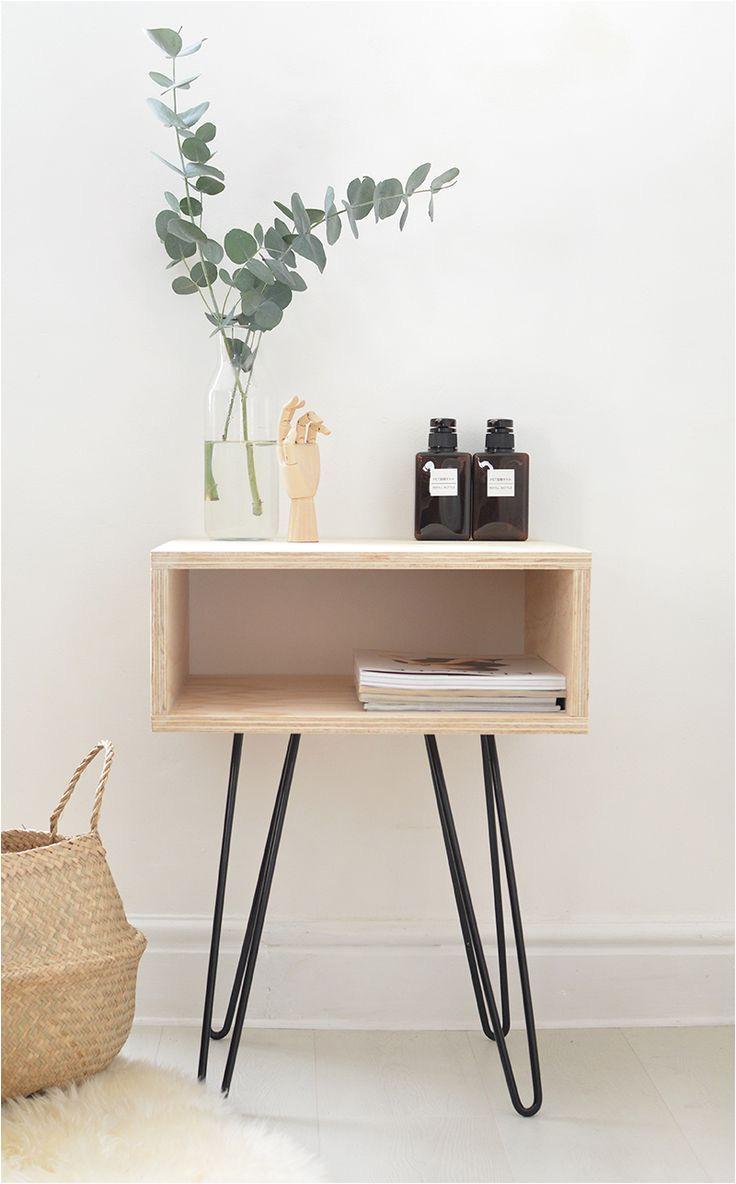 diy mid century nightstand everything diy diy nightstand diy furniture woodworking