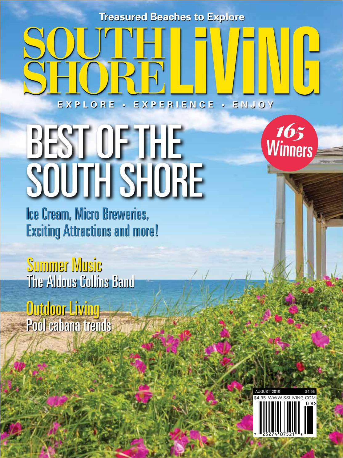 south shore living august 2018 by formerly lighthouse media solutions issuu