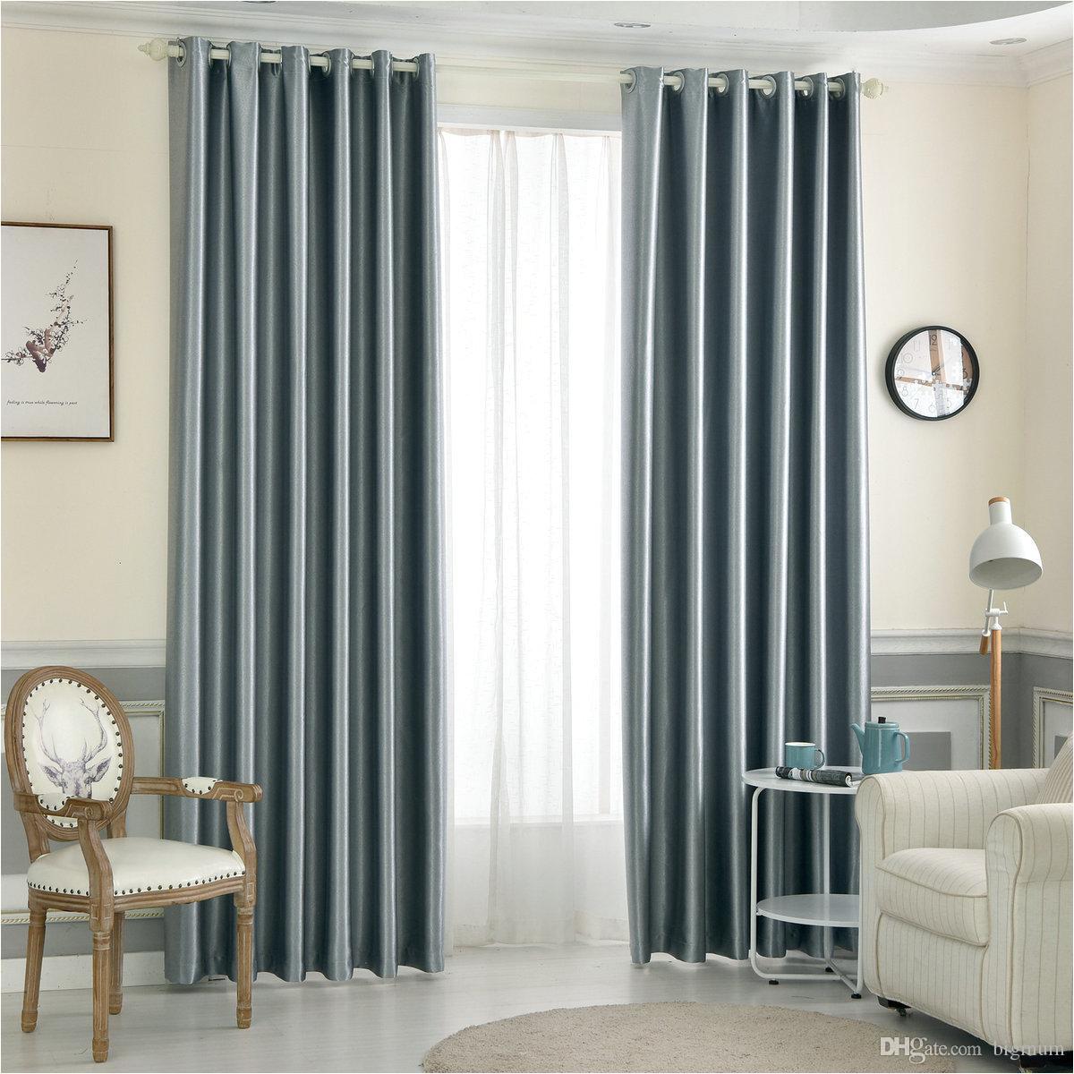 compre cortina opaca sa lida para la sala de estar cocina alta densidad del dormitorio cocina europea y americana a 14 13 del bigmum dhgate com