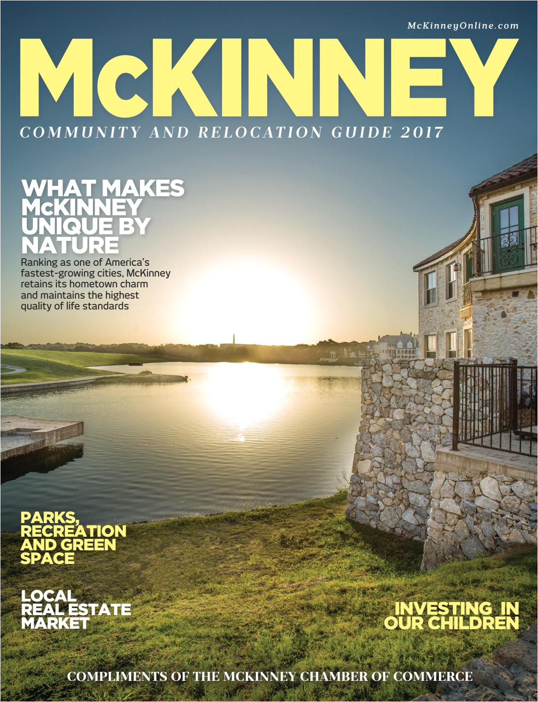 mckinney tx chamber of commerce community guide by chamber marketing partners inc issuu