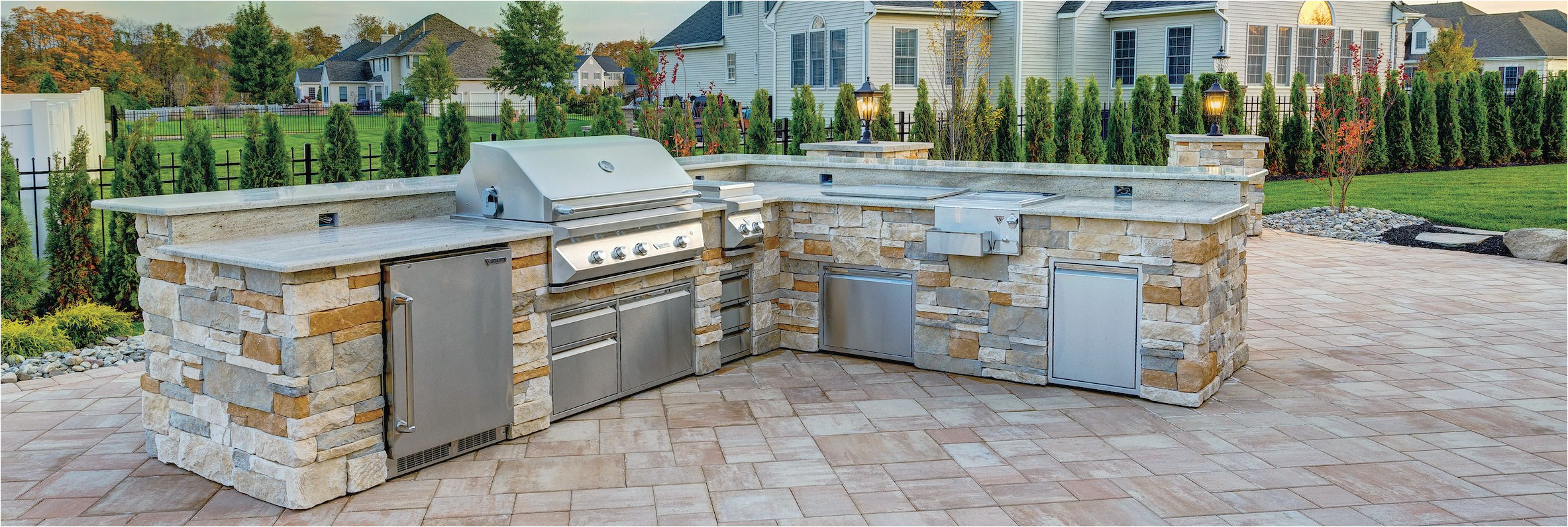 ep henry making and maintaining an outdoor kitchen is easier than you think