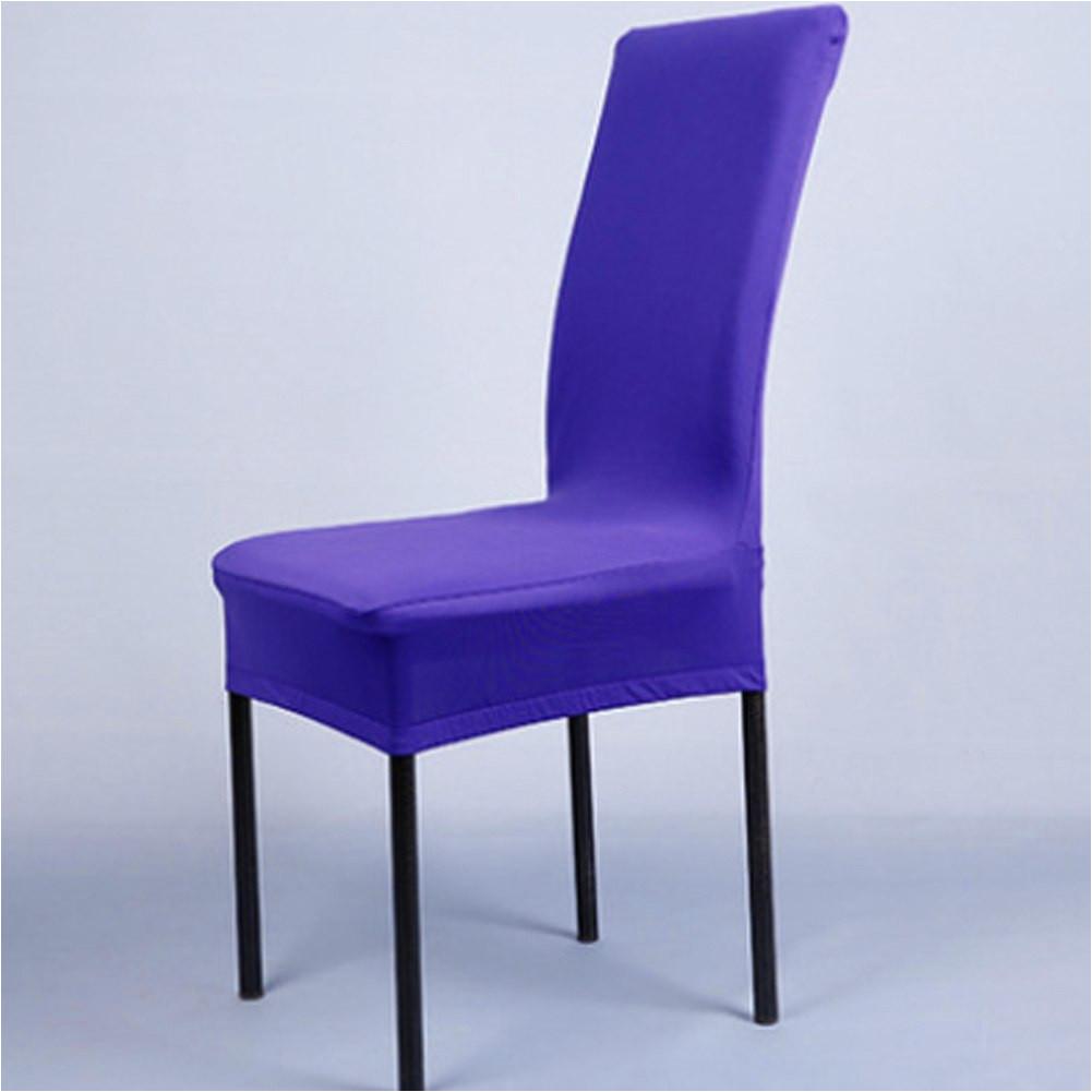 aliexpress com comprar fundas de silla de tela elastica pura de 14 colores para decoracia n de bodas sillas de fiesta fundas para sillas de comedor de