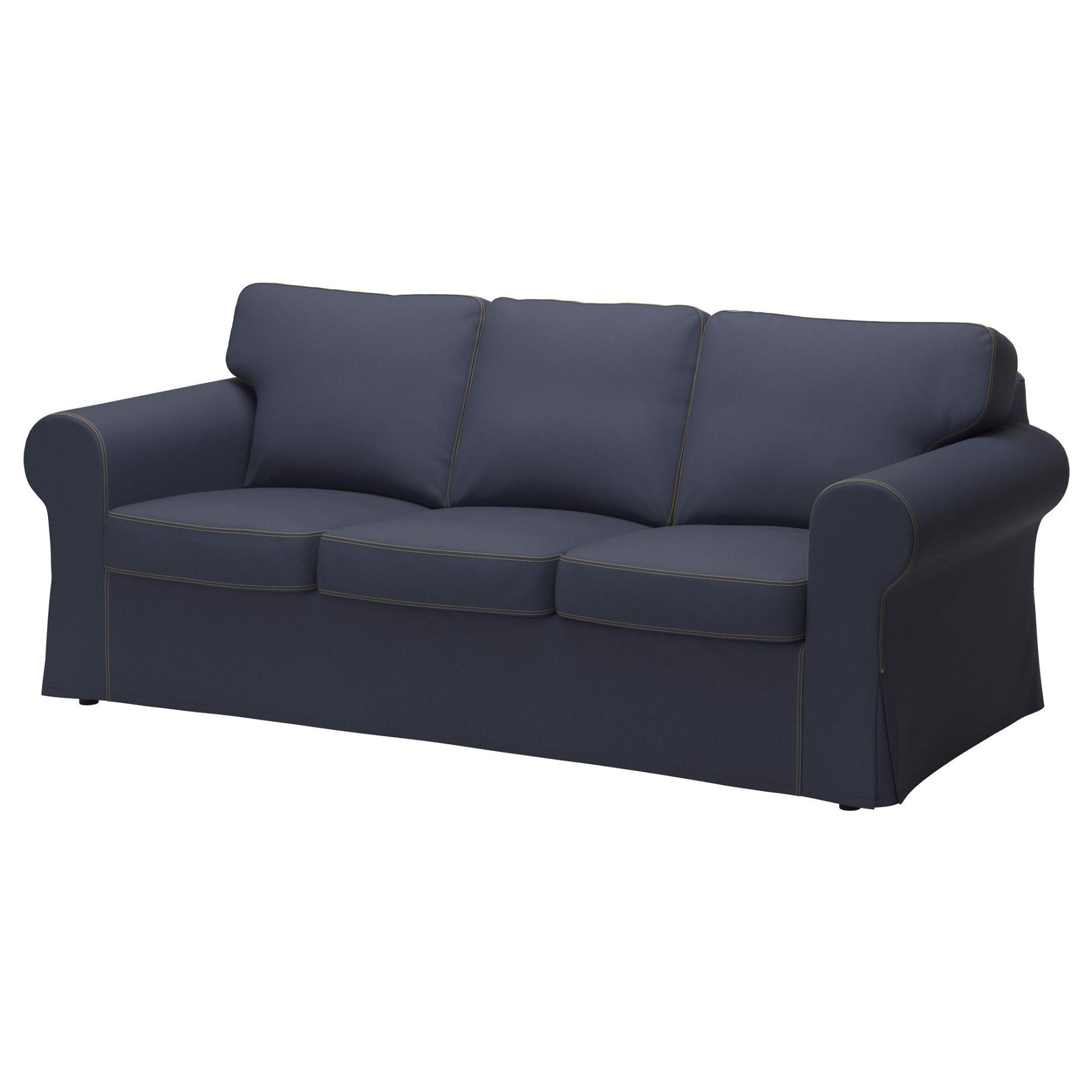 ektorp sofa cover jonsboda blue ikea 499 99 couch slipcover