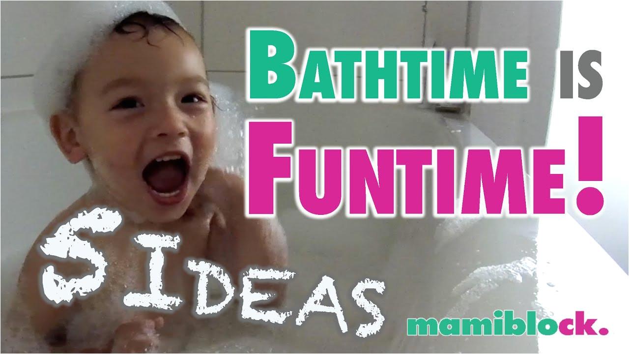5 ideen fur die badewanne fun for kids mamiblock der mamiblock