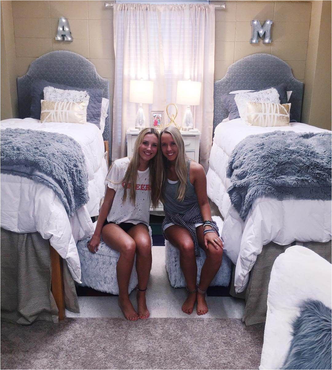 these dorm rooms defy all traditional standards cozy chic glam and
