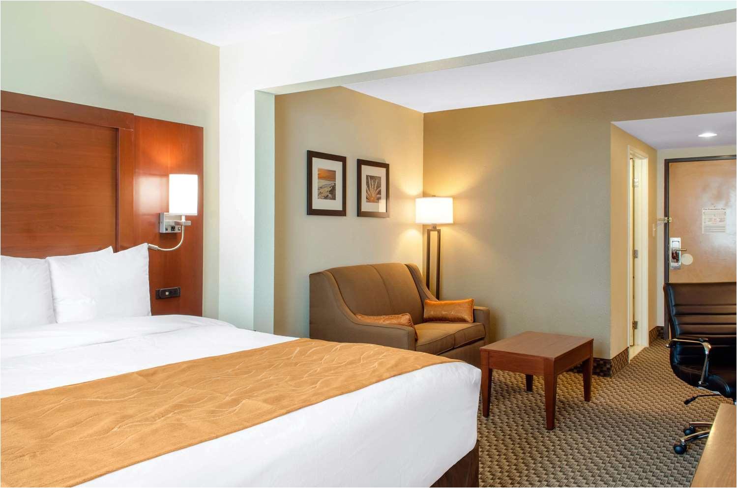 suite comfort inn suites d iberville