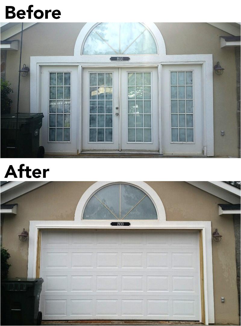 Garage Door Repair Cumming Ga French Doors to Garage Door Overhead Door Company