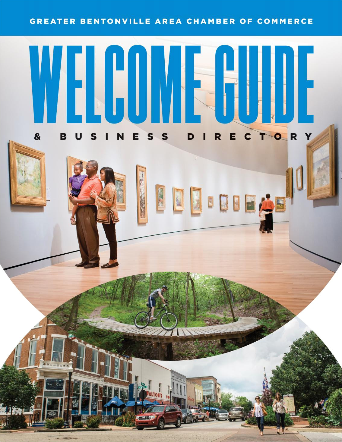 2017 greater bentonville area chamber of commerce welcome guide business directory by vantage point commmunications issuu