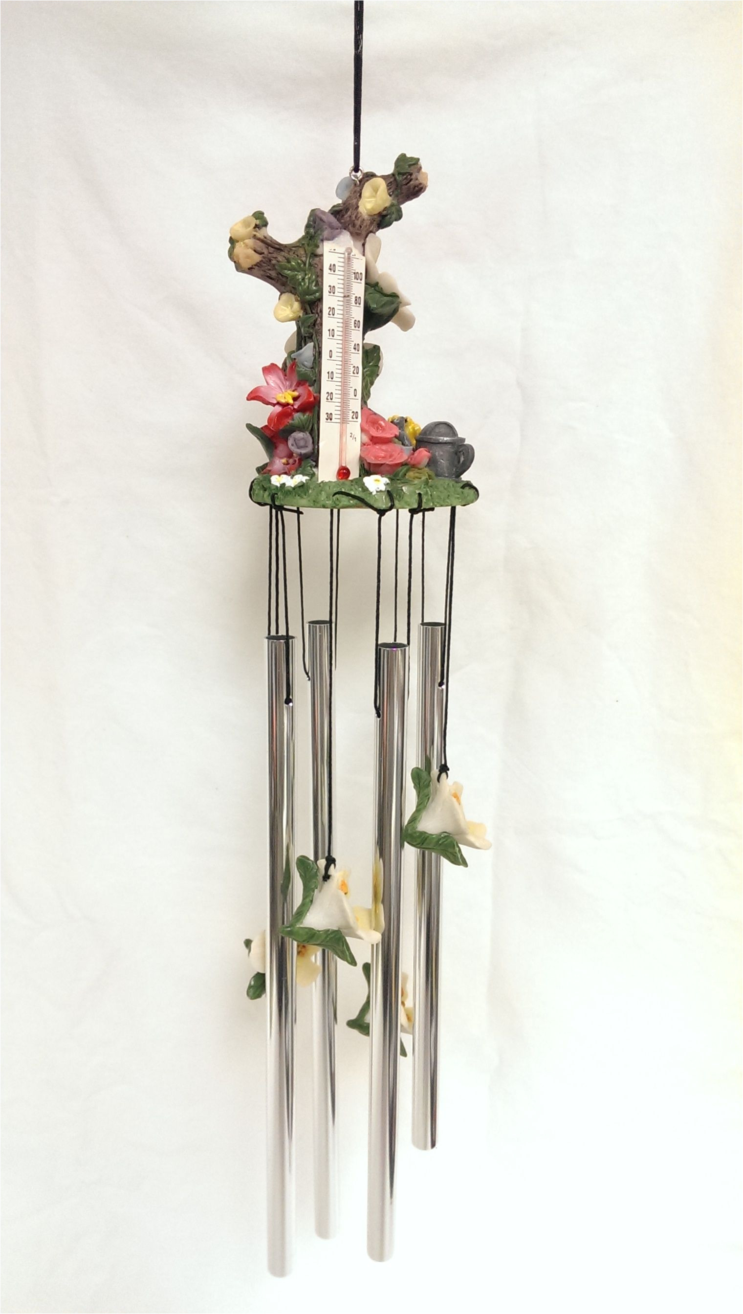 41338 thermometer wind chime
