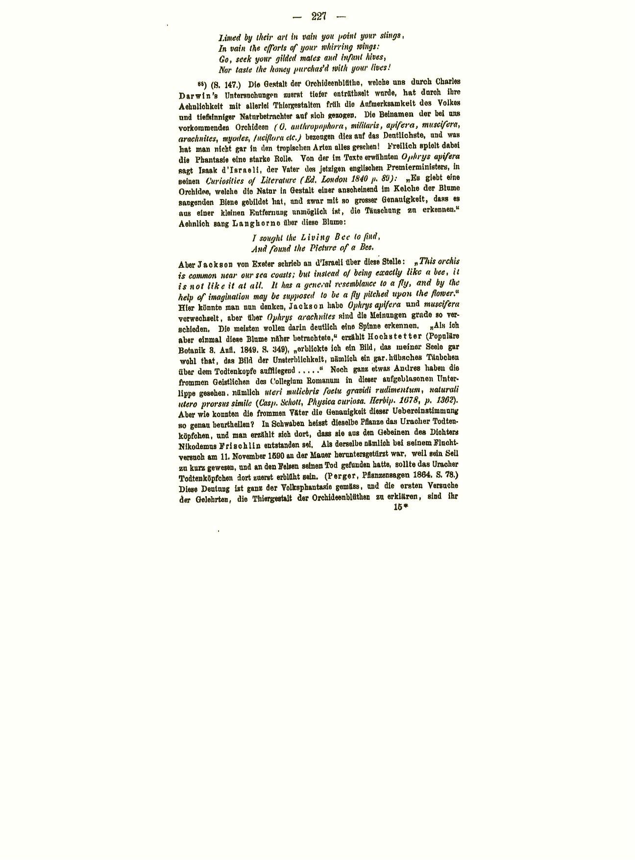 erasmus darwin und seine stellung in der geschichte der descendenz theorie von ernst krause mit seineme lebens und charakterbilde von charles darwin