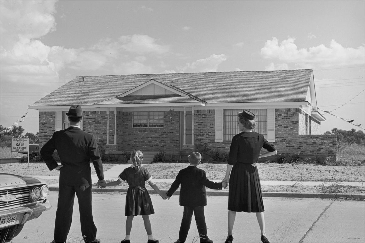why buying a house today is so much harder than in 1950