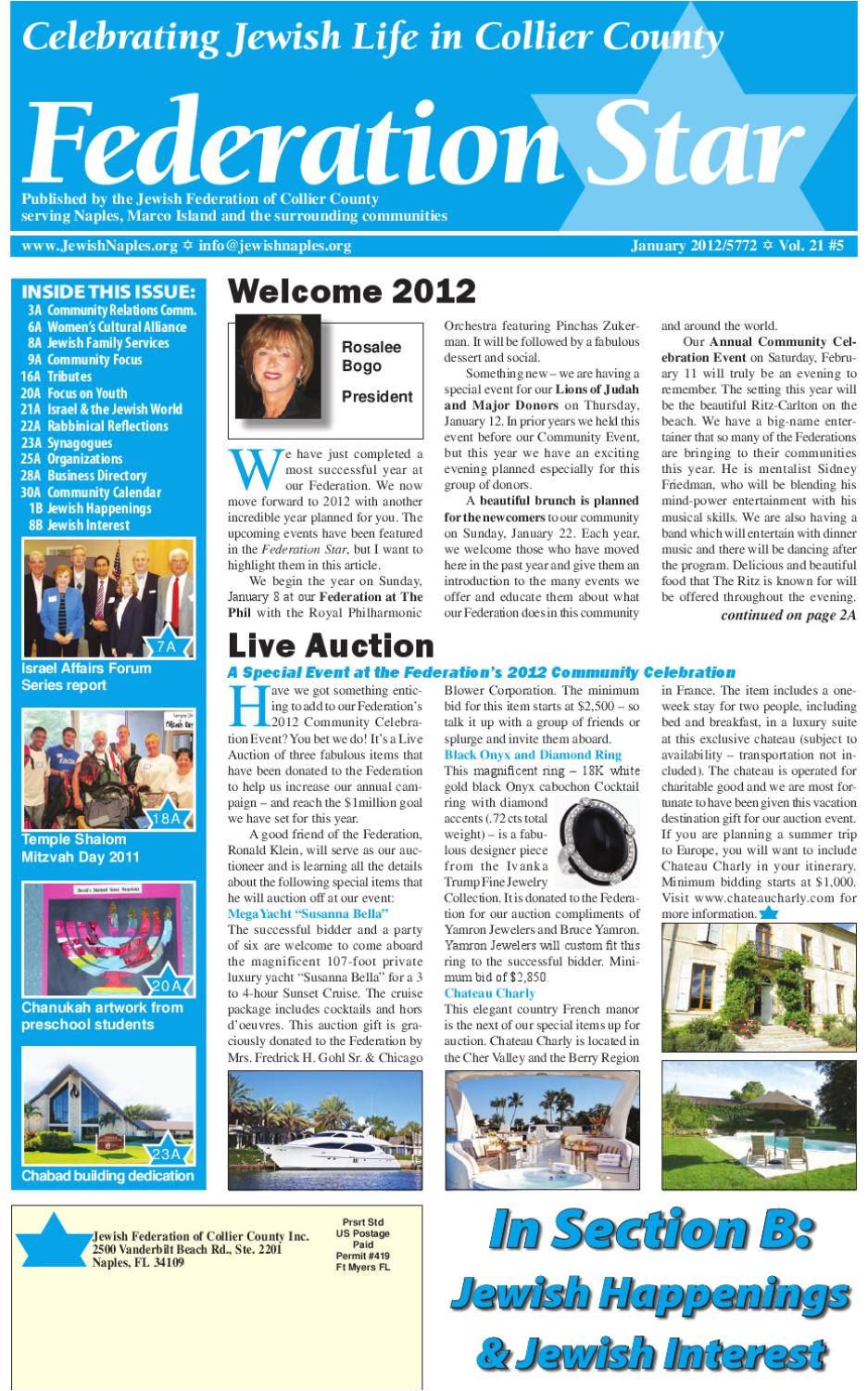 january 2012 federation star by jewish federation of collier county issuu