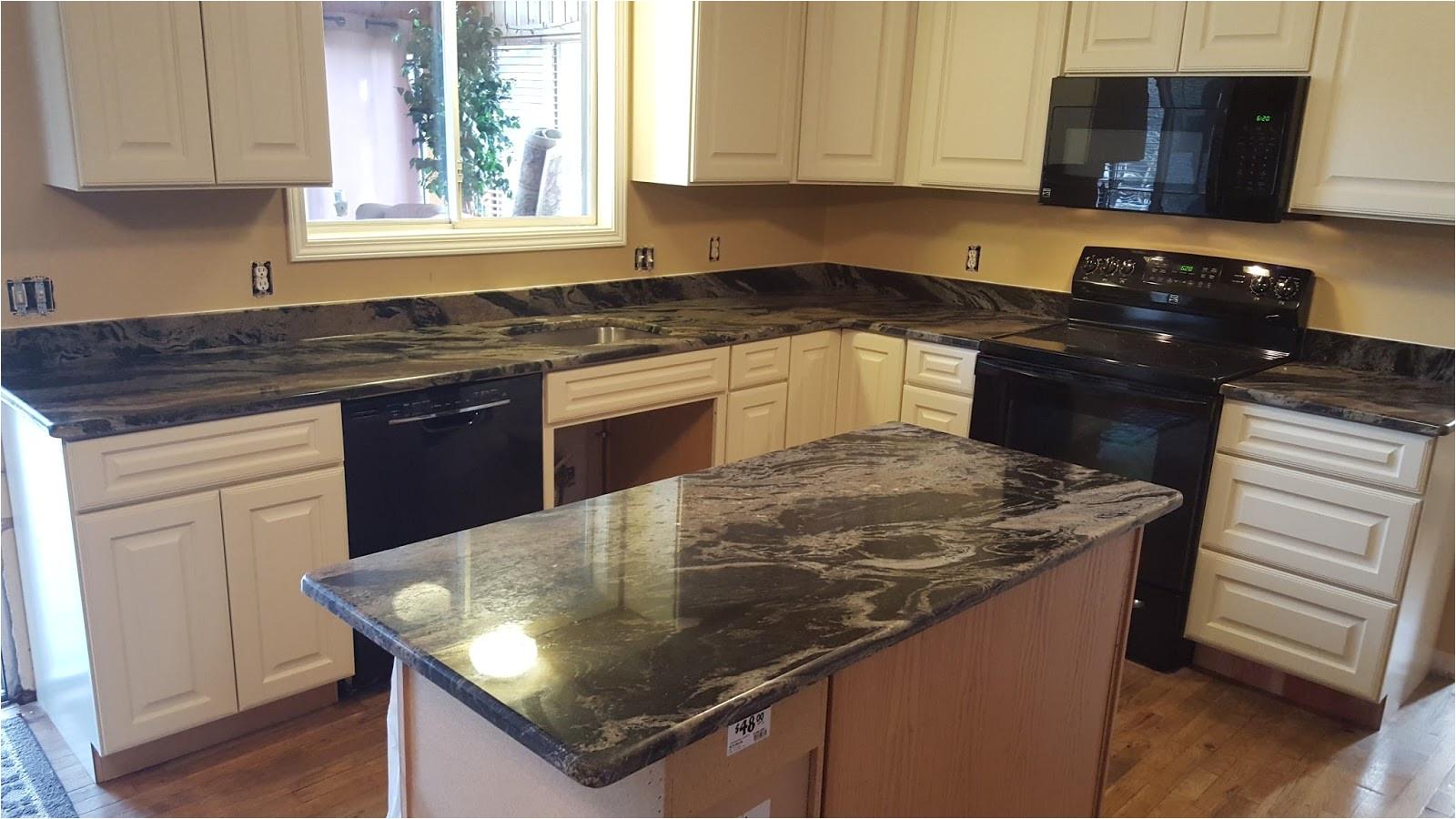 river dunes granite kitchen