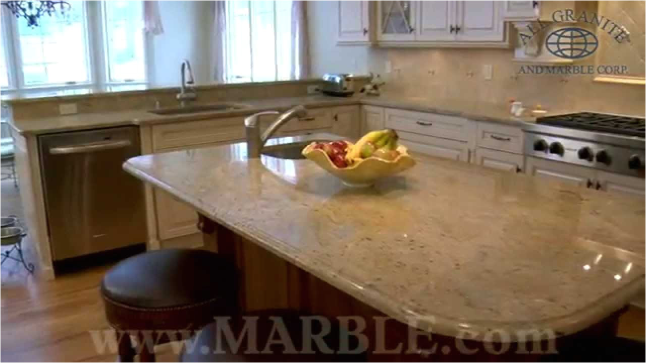 kashmir gold granite kitchen countertops by marble com