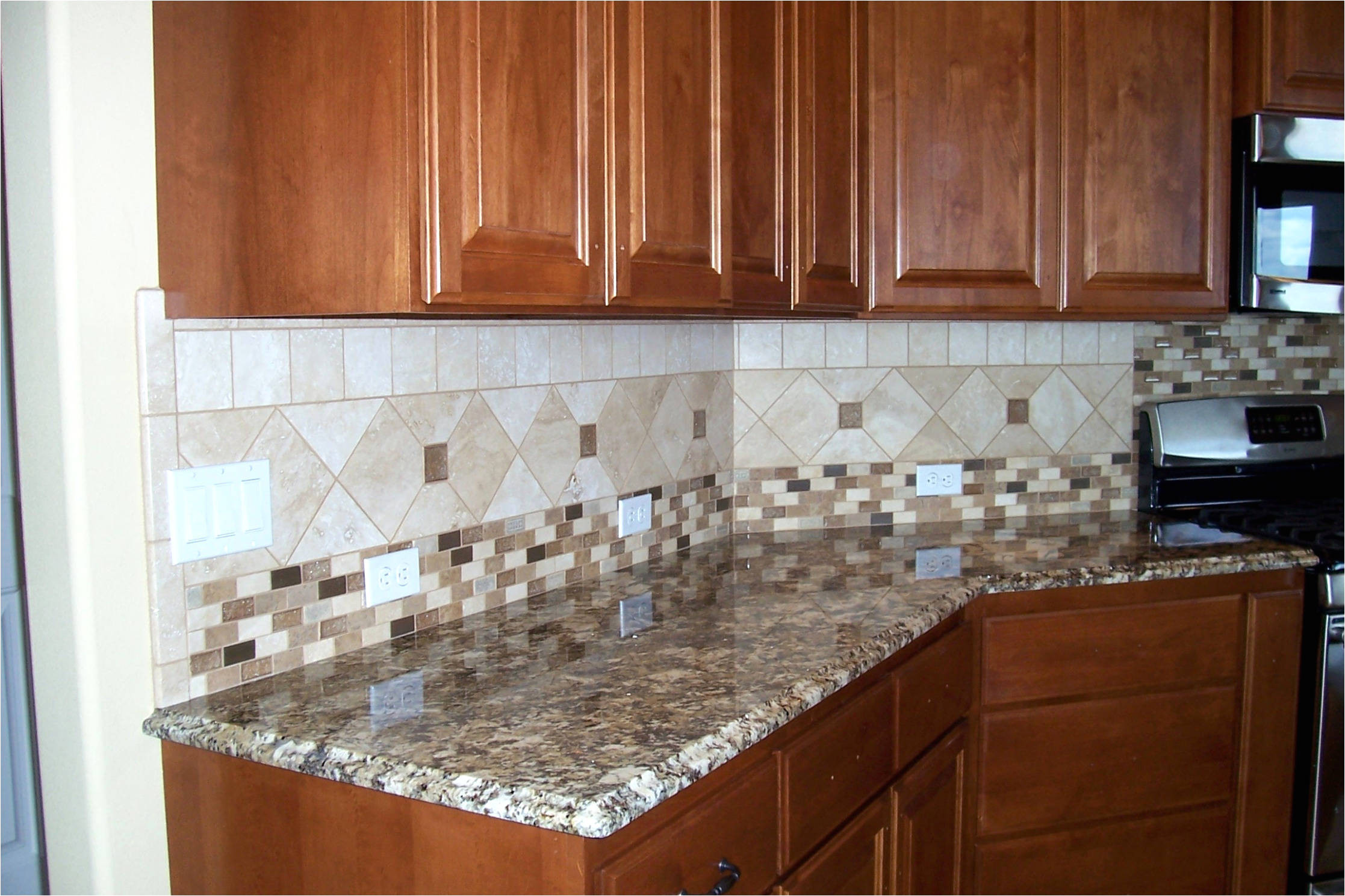 seafoam green granite countertops lovely stained glass mosaic tiles elegant 12 glass tile kitchen backsplash