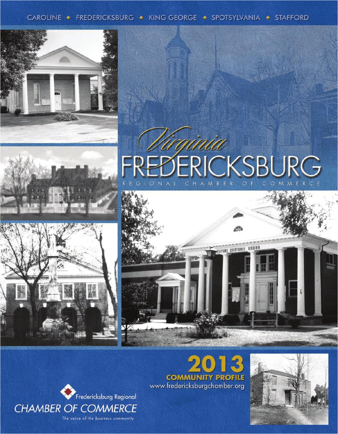 fredericksburg va community profile by townsquare publications llc issuu