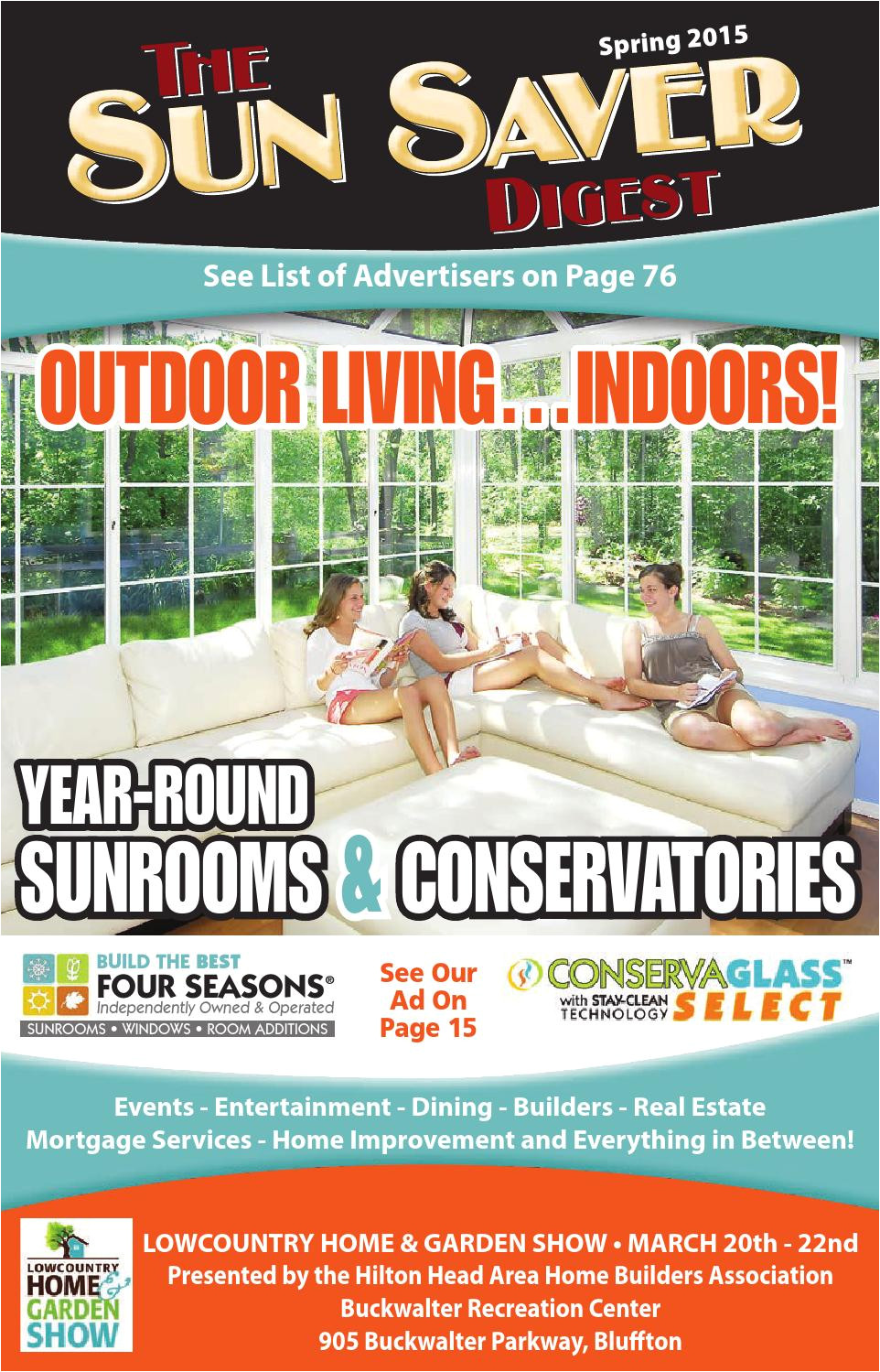 Heaven S Best Carpet Cleaning Bluffton Sc the Sun Saver Digest Spring 2015 by the Sun Saver Digest issuu