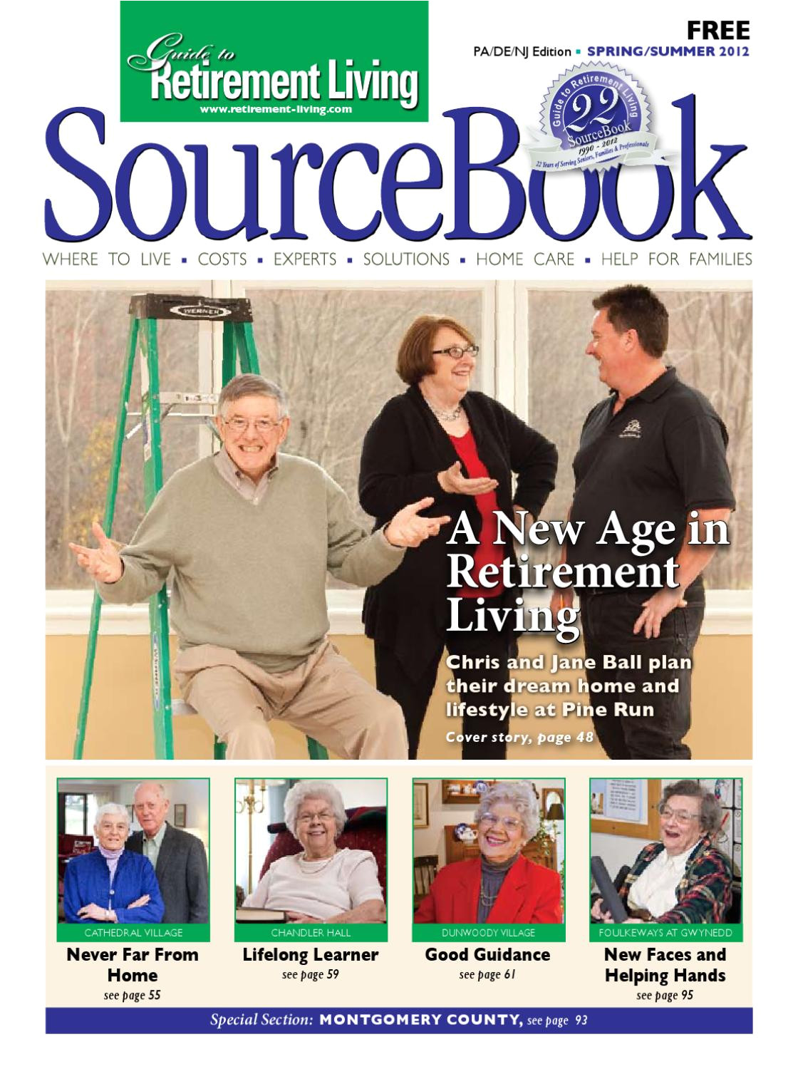 guide to retirement living sourcebook pa spring 12 by retirement living sourcebook issuu