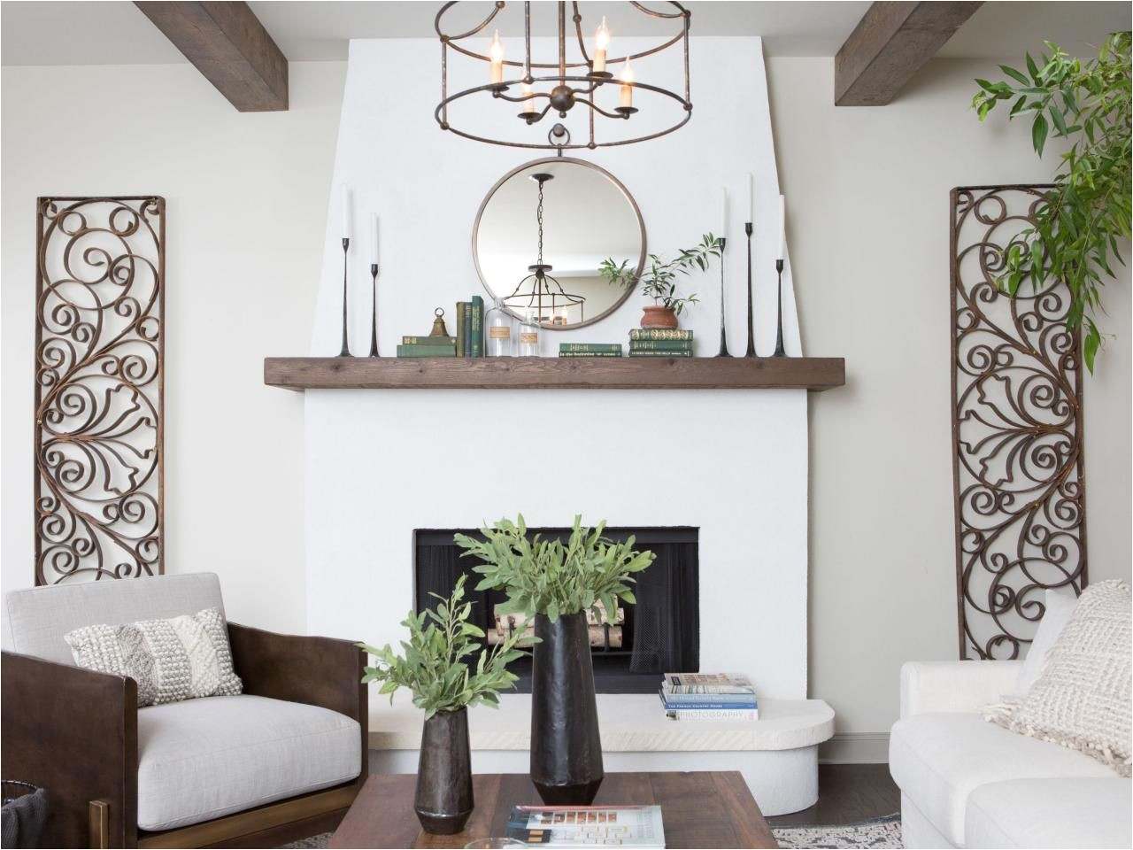 Fixer Upper Living Room Joanna Gaines