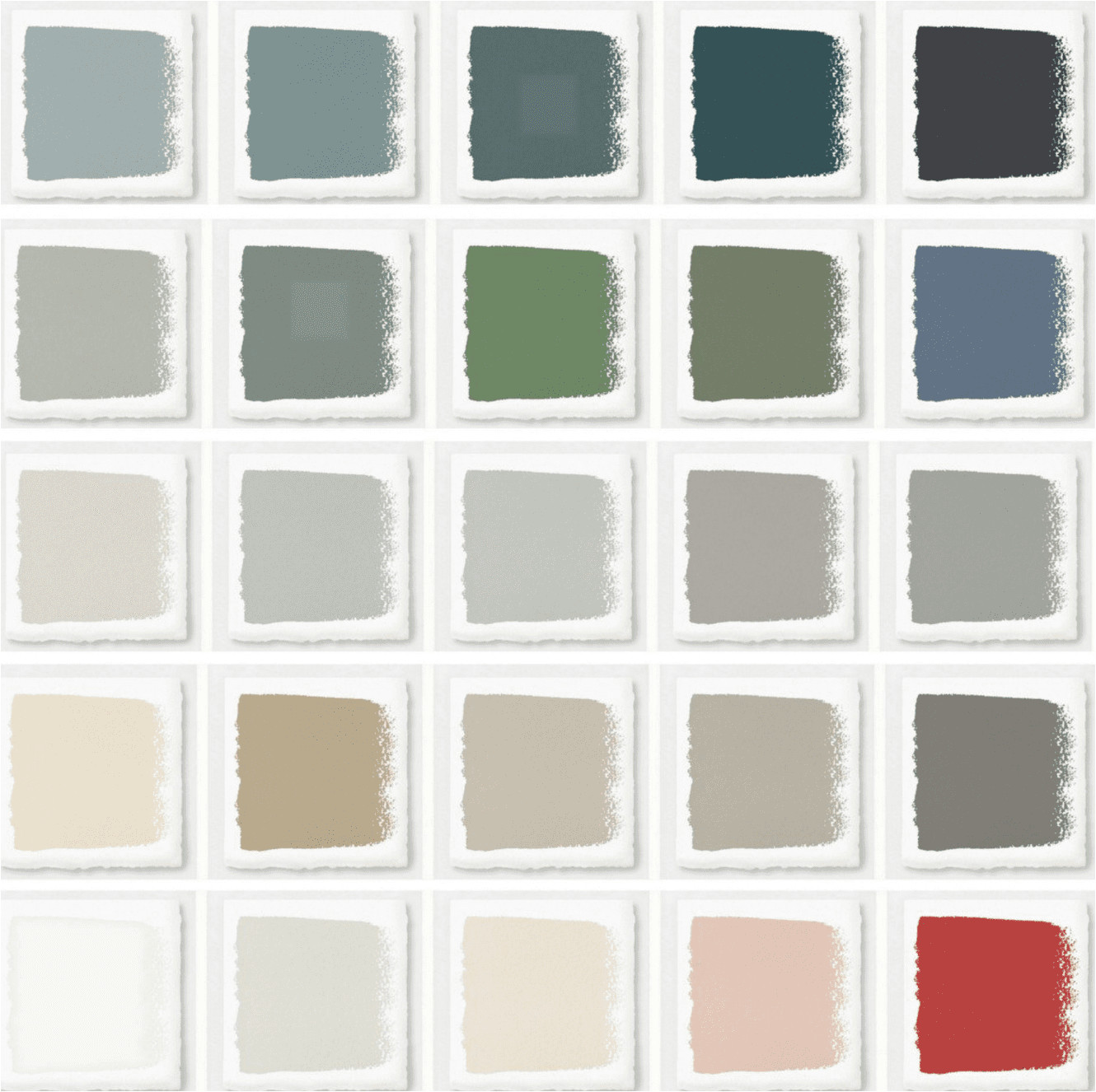 Hgtv Fixer Upper Paint Colors Season 2 See Joanna Gaines Stunning Paint Colors