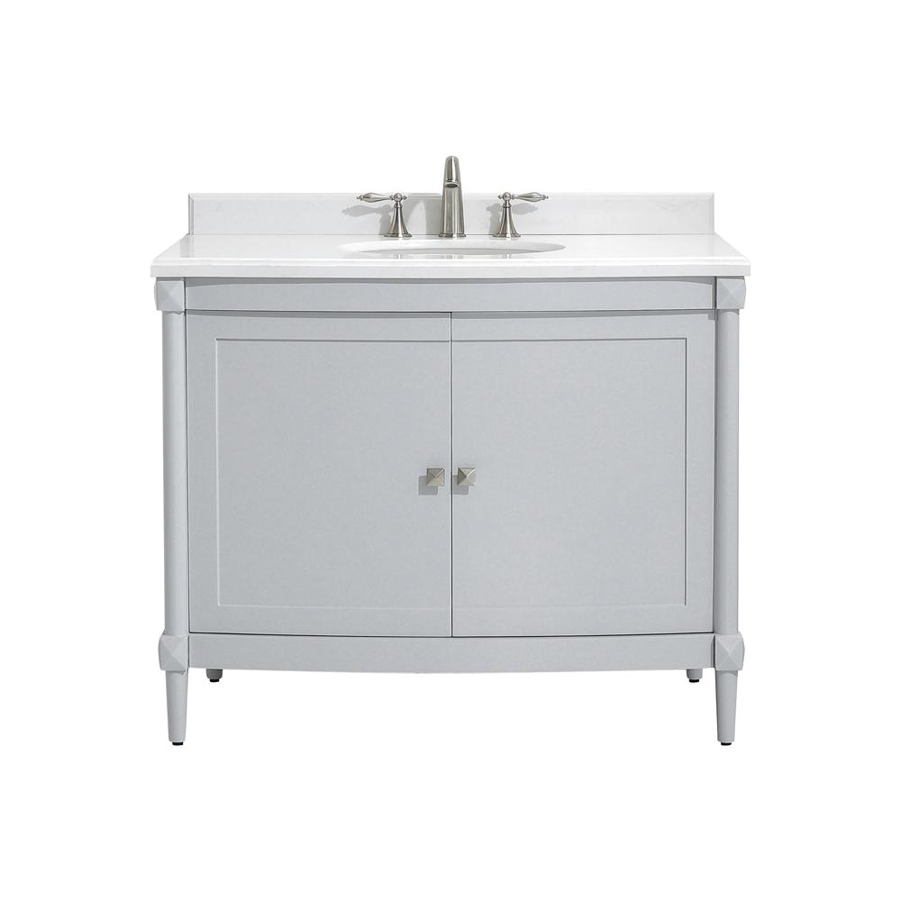 home decorators collection parkcrest 42 in w x 22 in d bath vanity in