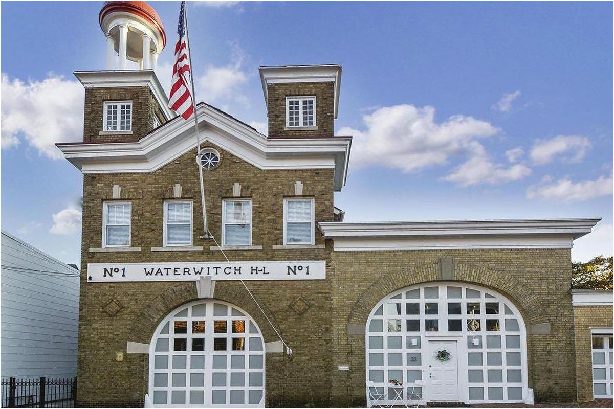 6 converted firehouses for sale right now