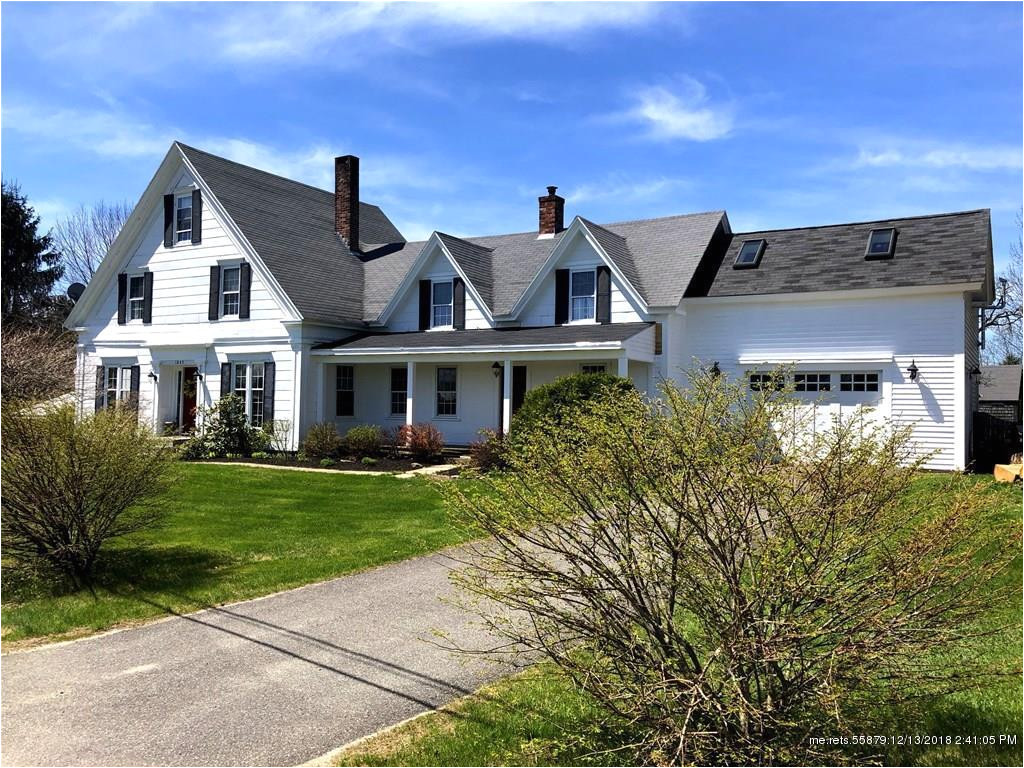 single family home for sale at 1843 hallowell road 1843 hallowell road litchfield maine 04350