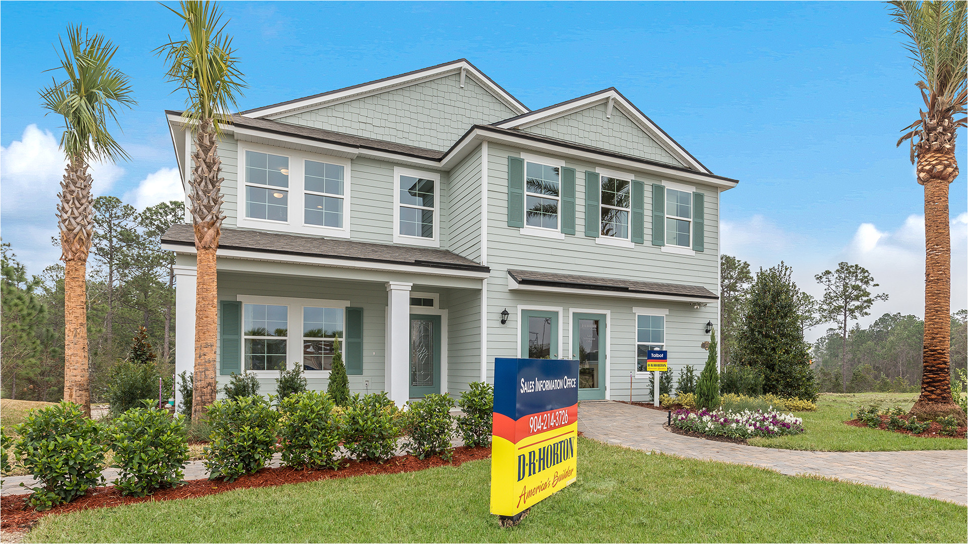 Homes for Sale Near Jacksonville or Discover Homes for Sale In Middleburg Florida D R Horton