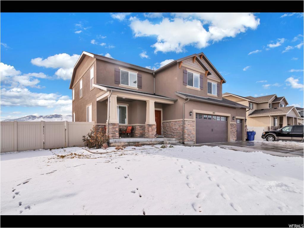Homes In Saratoga Springs Utah for Sale for Sale 447 W Marie Way N Saratoga Springs Ut Mlsa 1574866